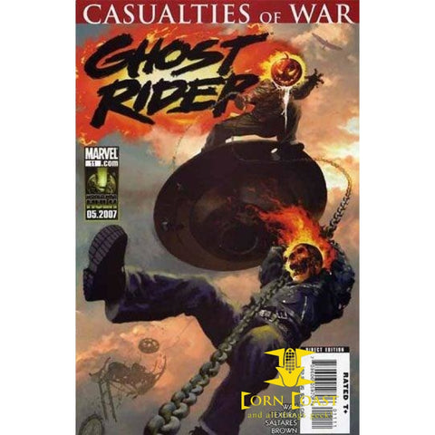Ghost Rider (2006 4th Series) #11 VF - Back Issues