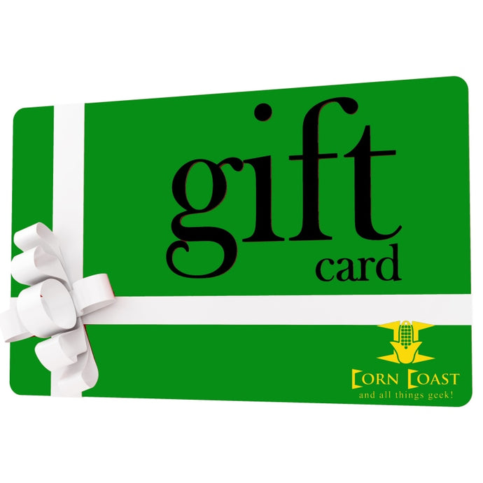 Gift Card - Corn Coast Comics