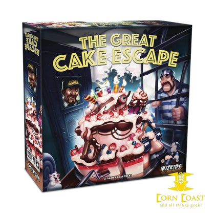 GREAT CAKE ESCAPE BOARD GAME - Games