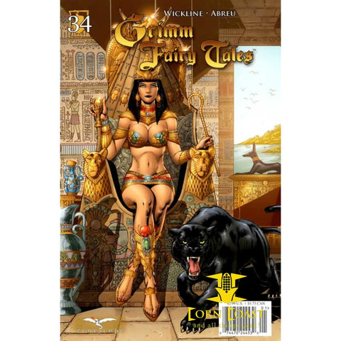 Grimm Fairy Tales #34 NM - New Comics