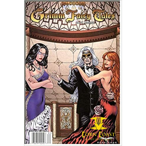 Grimm Fairy Tales Annual 2008 Cover B NM - New Comics