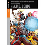 Valiant Masters: H.A.R.D. Corps Vol. 1: Search and Destroy (H.A.R.D. Corps (1992-1995))HC - Corn Coast Comics