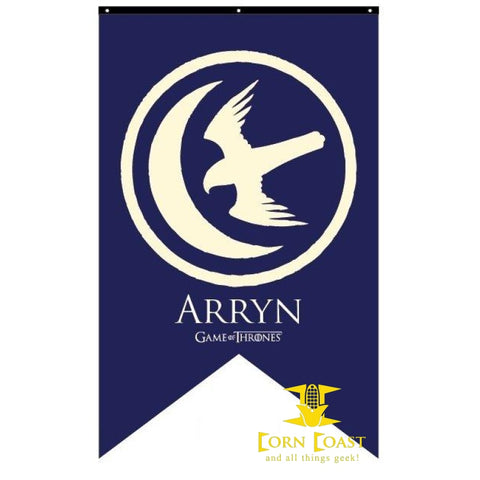 Game of Thrones Arryn Banner - Corn Coast Comics