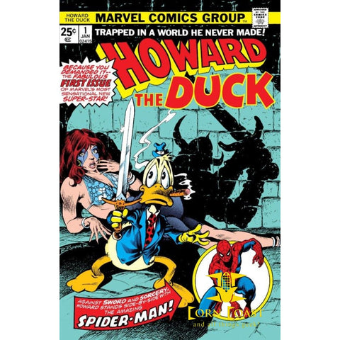 Howard the Duck #1 - New Comics