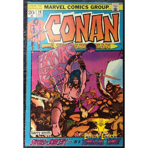 Conan the Barbarian (1970 Marvel) #19 VF - Corn Coast Comics