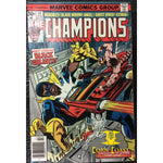 Champions (1975-1978 Marvel 1st Series) #11 NM - Corn Coast Comics