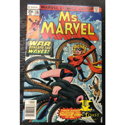 Ms. Marvel (1977 1st Series) #16 VF-NM
