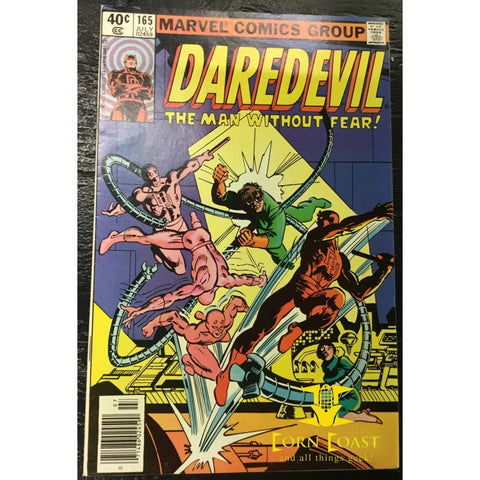 Daredevil (1964 1st Series) #165 NM