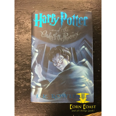 Harry Potter and the Order of the Phoenix HC 1st print