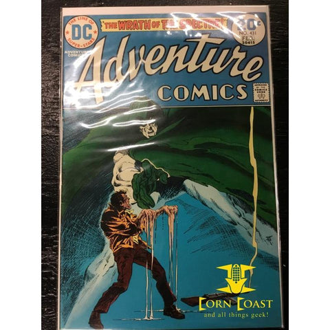 Adventure Comics (1938 1st Series) #431 VF - Corn Coast Comics