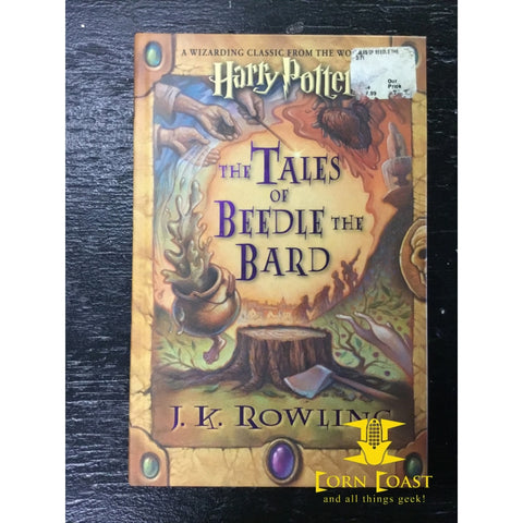 The Tales Of Beedle The Bard / Harry Potter 1st print