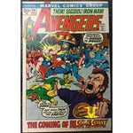 Avengers (1963 1st Series) #98 VF - Corn Coast Comics