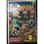 Champions (1975-1978 Marvel 1st Series) #3 NM - Corn Coast Comics