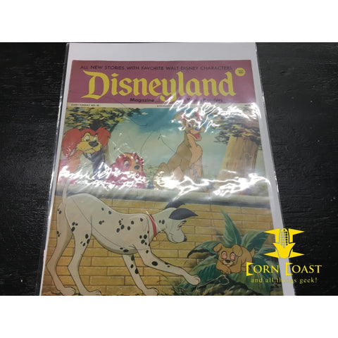 Disneyland Magazine (1972-1974 Fawcett) #42 FN - Corn Coast Comics
