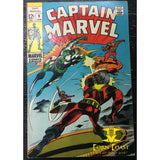 Captain Marvel (1968-1979) #9 - Corn Coast Comics