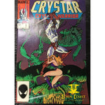 Saga of Crystar (1983 Marvel) #8 NM - Corn Coast Comics