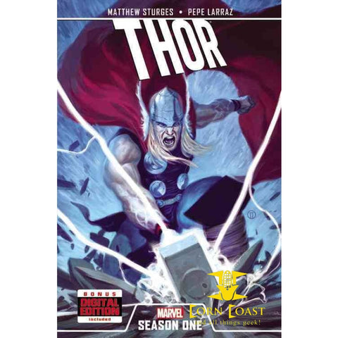 Thor: Season One Hardcover - Corn Coast Comics