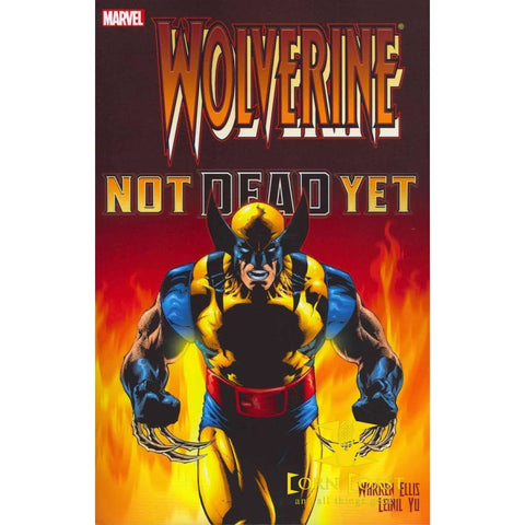 Wolverine: Not Dead Yet Paperback - Corn Coast Comics