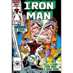 Iron Man #205 NM - Back Issues