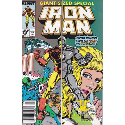 Iron Man #244 - Back Issues