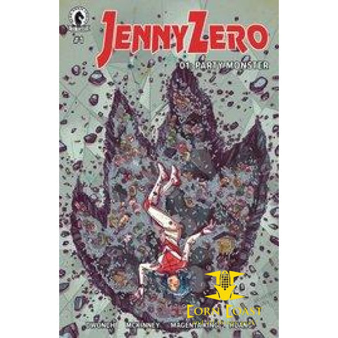 JENNY ZERO #1 (OF 4) NM - Back Issues