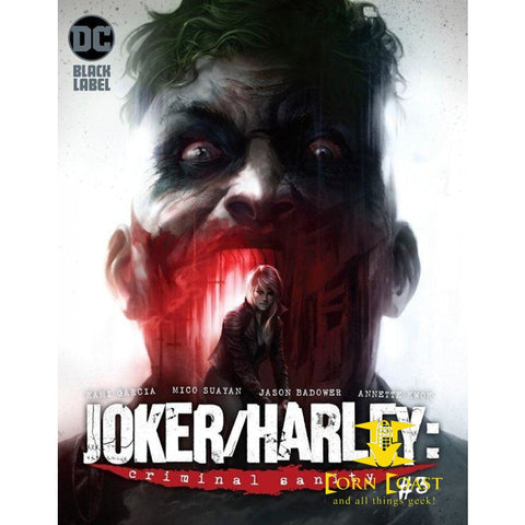Joker/Harley: Criminal Sanity #3 - New Comics
