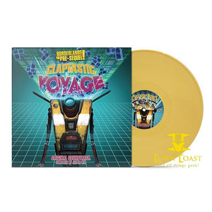 Borderlands: Claptastic Voyage - Exclusive Vinyl LP