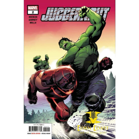 JUGGERNAUT #2 (OF 5) DX - New Comics
