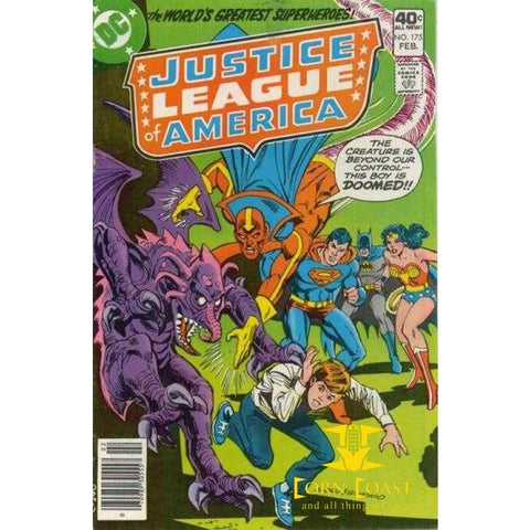 Justice League of America #175 - Back Issues