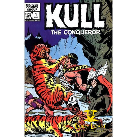 Kull The Conqueror #1 NM - Back Issues