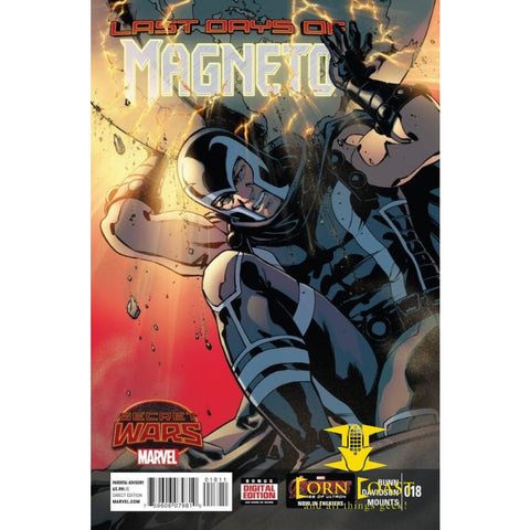 Magneto #18 - Back Issues