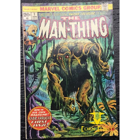 Man-Thing (1974 1st Series) #1 - Back Issues