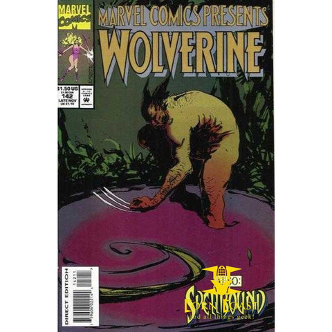 Marvel Comics Presents... Wolverine #142 NM - Back Issues