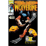 Marvel Comics Presents... Wolverine #63 NM - Back Issues