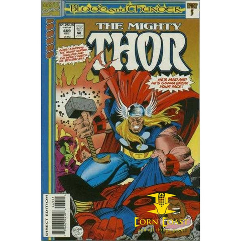 Mighty Thor #469 NM - Back Issues