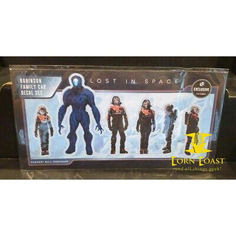 New Loot Crate Exclusive Lost In Space Robinson Family Car