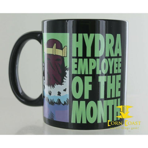 New Marvel Gear + Goods Loot Crate Hydra Employee Of The
