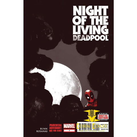 Night of the Living Deadpool #1 - New Comics