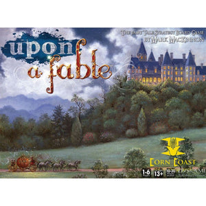 Upon a Fable Board Game - Corn Coast Comics