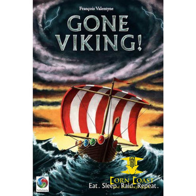 Gone Viking! Game - Corn Coast Comics