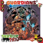 Guardians' Chronicles: The Terror Trio Expansion 1 Game - Corn Coast Comics