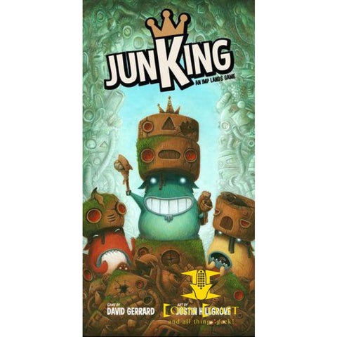 JunKing- Card Game - Corn Coast Comics