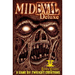Zombies Midevil Deluxe - Corn Coast Comics