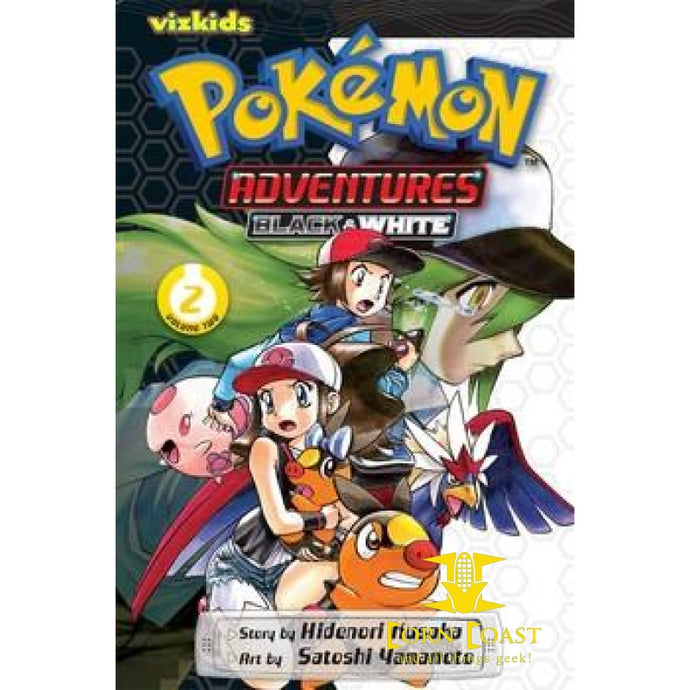Pokémon Black and White, Vol. 2 (Pokemon Black and White #2) - Corn Coast Comics