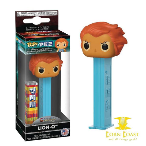 POP PEZ THUNDERCATS LION-O - Pop Figure