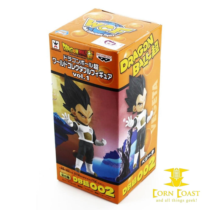 Dragon Ball Z Vegeta 002 - Corn Coast Comics