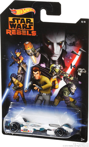 JET THREAT 3.0 Star Wars: Rebels Hot Wheels 2014