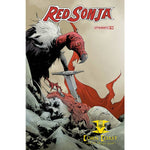 Red Sonja #25 NM - Back Issues
