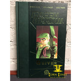 Green Arrow Quiver HC Rare - Corn Coast Comics