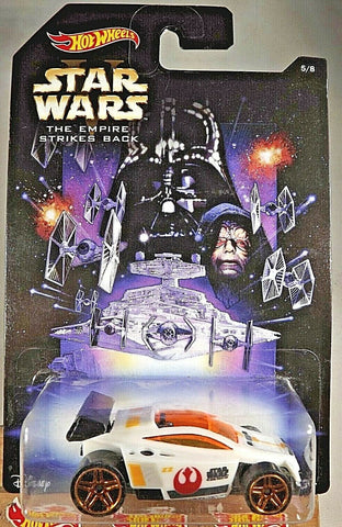 SPECTYTE Star Wars: The Empire Strikes Back Hot Wheels 2014